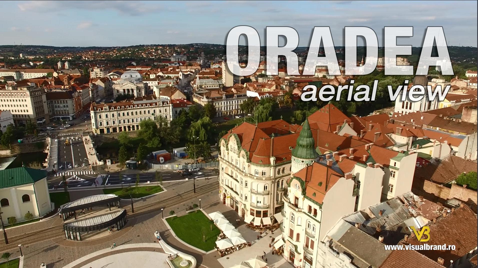 Filmari cu drona Oradea