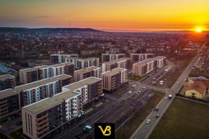 Fotografie drona Oradea