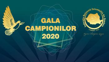 Intro Gala Campionilor Columbofoli 2020